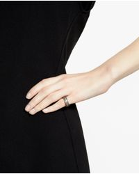 Parts Of 4 | Gray Silver Rotator Mini Ring | Lyst
