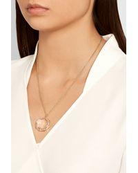 Ippolita - Blue Rock Candy 18-Karat Gold Quartz Necklace - Lyst