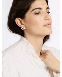 BaubleBar | Blue Asymmetrical Wanderer Ear Crawler Set | Lyst