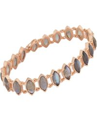 Irene Neuwirth - Gray Women's Gemstone Bracelet - Lyst