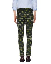 Pence - Green Casual Pants for Men - Lyst