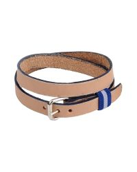 Gilbert Gilbert | Blue Bracelet for Men | Lyst