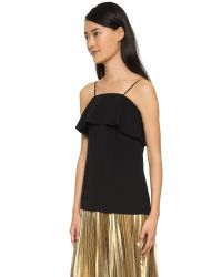 A.L.C. - Black Derby Top - Lyst
