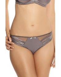 Fantasie | Metallic 'rebecca' Briefs | Lyst