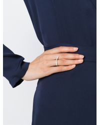 Sophie Bille Brahe | Metallic 'Moon Stairs' Ring | Lyst