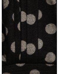 Diane von Furstenberg   Black Vennice Corset Waistcoat   Lyst