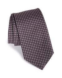 Brioni - Purple Silk Tie for Men - Lyst