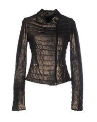 Vintage De Luxe - Metallic Jacket - Lyst