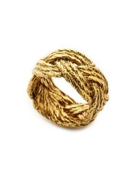 Aurelie Bidermann - Metallic Miki Ring - Lyst