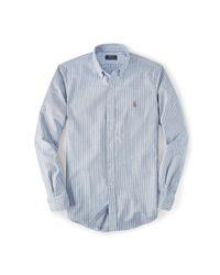 Polo Ralph Lauren - White Slim-fit Stretch Oxford Shirt for Men - Lyst