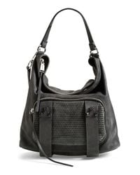 She + Lo | Black 'Next Chapter' Hobo | Lyst