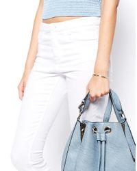 ASOS - Pink Faux Pearl Bracelet Pack - Lyst