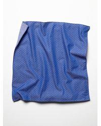 Free People - Blue Woodland Wrap Bandana - Lyst