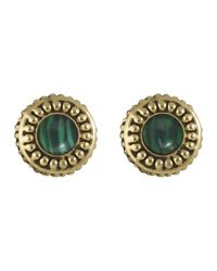 House of Harlow 1960 | Green Cuzco Stud Earring | Lyst