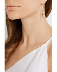 Melissa Joy Manning - Metallic 14-karat Gold Tourmaline Earrings - Lyst