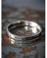 Free People - Metallic Teepee Ring - Lyst