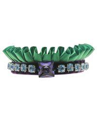 Velvet Eccentric | Multicolor Emerald Style | Lyst