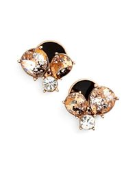 kate spade new york | Multicolor Mini Crystal Studs | Lyst