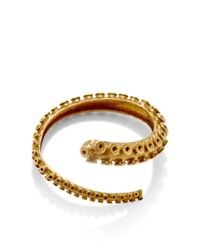 Mariah Rovery - Metallic Octopus Bracelet - Lyst