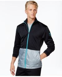 Under Armour | Black Diddy Bop Full-zip Jacket for Men | Lyst