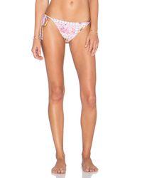 Somedays Lovin - Multicolor Little Sadie String Bikini Bottom In Multi - Lyst