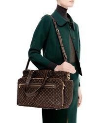 Louis Vuitton - Brown Monogram Mini Lin Sac A Langer - Lyst