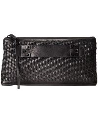She + Lo - Black Take A Chance Clutch - Lyst