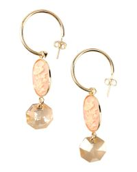 First People First | Pink Earrings | Lyst