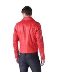 DIESEL | Red L-gib for Men | Lyst