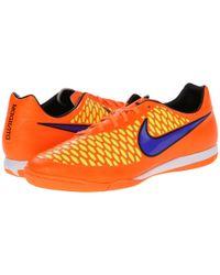 Nike | Orange Magista Onda Ic for Men | Lyst