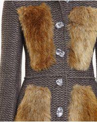 Awake - Brown Chewbacca Coat - Lyst