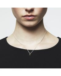 Maya Magal - Metallic Kisses Single Pendant - Lyst