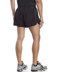 New Balance - Black Run Impact Shorts for Men - Lyst