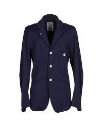 Denham - Blue Blazer for Men - Lyst