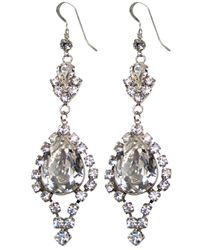 Tom Binns - Metallic Dumont Earrings - Lyst