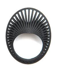 Vojd Studios - Black 'Phase 3D' Ring - Lyst
