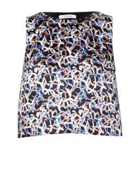 Dorothee Schumacher | Blue Radical Design Top | Lyst