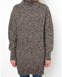 M.i.h Jeans | Multicolor The Oversize Tube Jumper | Lyst