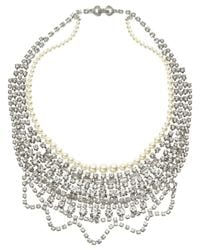 Tom Binns | Metallic Pearl Certain Ratio Wide Necklace | Lyst