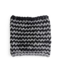 Wool And The Gang | Gray Mini Stripy Snood | Lyst
