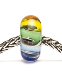 Trollbeads - Multicolor Chakra Colours Bead - Lyst