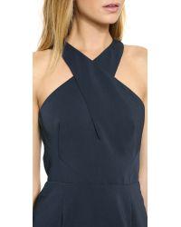 Keepsake - Blue Moonless Dress - Navy - Lyst