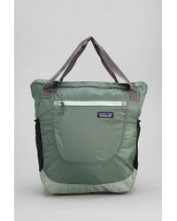 Men S Green Lightweight Travel Tote Bag