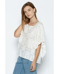 Joie - White Esparza Top - Lyst