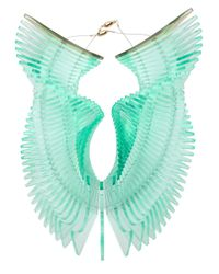 Sarah Angold Studio - Green Capitra Necklace - Lyst