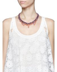 Venessa Arizaga | Purple 'maui-wowi' Necklace | Lyst
