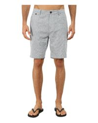 Jack O'neill | Blue Hartman Walkshorts for Men | Lyst