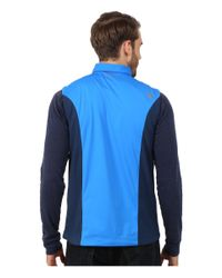 Marmot - Blue Leadville Vest for Men - Lyst