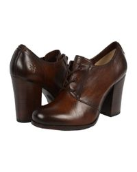 Frye | Brown Parker Oxford | Lyst