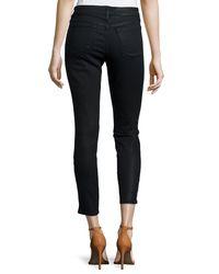 CJ by Cookie Johnson - Black Above Moto Skinny Jeans - Lyst